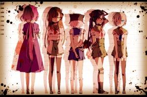 Rating: Questionable Score: 41 Tags: dress ebisuzawa_kurumi eyepatch gakkou_gurashi! loli naoki_miki sakura_megumi seifuku stockings takeya_yuki thighhighs wakasa_yuuri User: Victor2015