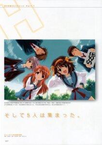 Rating: Safe Score: 7 Tags: asahina_mikuru bleed_through koizumi_itsuki kyon nagato_yuki seifuku suzumiya_haruhi suzumiya_haruhi_no_yuuutsu User: wurmstag