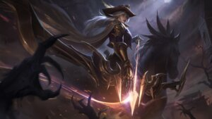Rating: Safe Score: 13 Tags: armor ashe league_of_legends tagme weapon User: samuelp