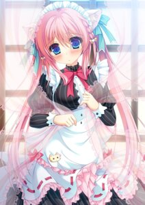 Rating: Safe Score: 78 Tags: animal_ears furukawa_lemon maid moe2015 nekomimi User: 椎名深夏