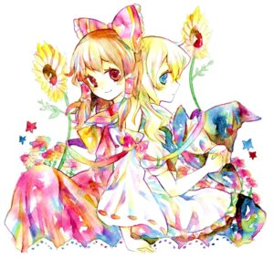 Rating: Safe Score: 5 Tags: hakurei_reimu kirisame_marisa legomaru touhou User: Radioactive