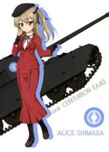 Rating: Safe Score: 15 Tags: girls_und_panzer heels shimada_arisu tagme User: drop