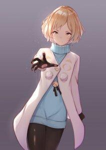 Rating: Safe Score: 51 Tags: kisaki_asuna occultic;nine pantyhose sweater toriumi_harumi User: charunetra