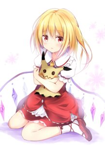 Rating: Safe Score: 53 Tags: crossover flandre_scarlet hyurasan mimikyu_(pokemon) pokemon touhou wings User: nphuongsun93