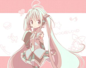 Rating: Safe Score: 9 Tags: hatsune_miku kuroneko_no_kanzume vocaloid wallpaper User: yumichi-sama