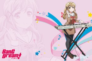 Rating: Safe Score: 20 Tags: bang_dream! ichigaya_arisa pantyhose seifuku tagme wallpaper User: K@tsu
