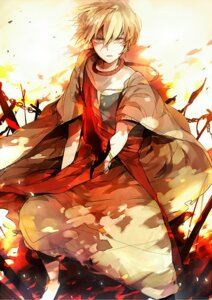 Rating: Safe Score: 8 Tags: alibaba_saluja magi_the_labyrinth_of_magic male User: Zenex