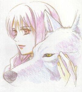 Rating: Safe Score: 4 Tags: cheza kawamoto_toshihiro kiba_(wolf's_rain) wolf's_rain User: Radioactive
