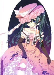 Rating: Safe Score: 47 Tags: ciel_phantomhive dmyo dress kuroshitsuji lolita_fashion snow_ring stockings thighhighs trap User: fireattack