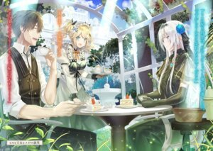 Rating: Safe Score: 10 Tags: laplacian shimofuri User: kiyoe