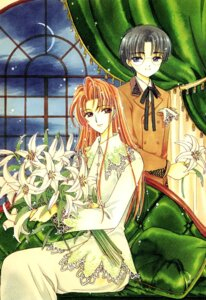 Rating: Safe Score: 2 Tags: card_captor_sakura clamp hiiragizawa_eriol mizuki_kaho User: Share