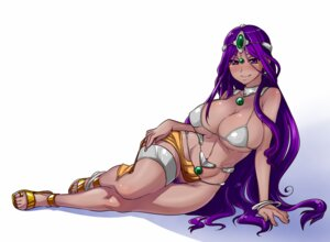Rating: Questionable Score: 44 Tags: 695_(mukuko) bikini_top cleavage dragon_quest dragon_quest_iv erect_nipples manya nopan pubic_hair User: Morbidangel