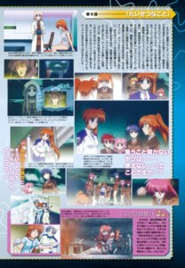 Rating: Safe Score: 3 Tags: mahou_shoujo_lyrical_nanoha mahou_shoujo_lyrical_nanoha_strikers User: noirblack
