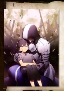 Rating: Safe Score: 14 Tags: fate/prototype fate/stay_night nakahara saber_(fate/prototype) type-moon User: drop