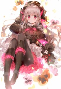 Rating: Safe Score: 57 Tags: fate/grand_order gothic_lolita lolita_fashion nursery_rhyme_(fate/extra) pantyhose tagme User: RyuZU
