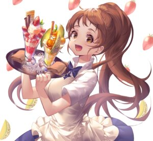 Rating: Safe Score: 30 Tags: kinty taneshima_poplar waitress working!! User: charunetra