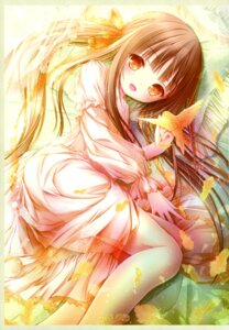 Rating: Safe Score: 59 Tags: dress pantsu see_through tinkle User: RICO740