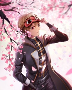Rating: Safe Score: 6 Tags: gintama heavenlove male okita_sougo uniform User: charunetra
