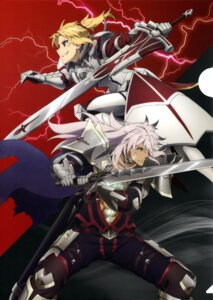Rating: Questionable Score: 2 Tags: fate/apocrypha fate/stay_night User: drop