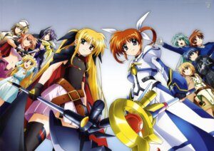 Rating: Safe Score: 19 Tags: alicia_testarossa amy_limiette arf chrono_harlaown fate_testarossa lindy_harlaown linith mahou_shoujo_lyrical_nanoha mahou_shoujo_lyrical_nanoha_the_movie_1st precia_testarossa takamachi_nanoha yuuno_scrya User: Radioactive