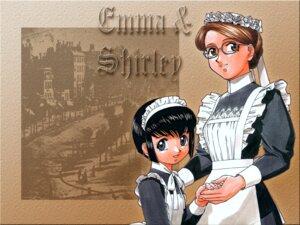 Rating: Safe Score: 2 Tags: emma maid shirley_medison sonoda_kenichi victorian_romance_emma wallpaper User: hiyayacco