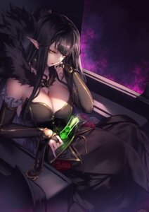 Rating: Safe Score: 80 Tags: cleavage fate/apocrypha fate/grand_order fate/stay_night kyouya pointy_ears semiramis_(fate) User: mash
