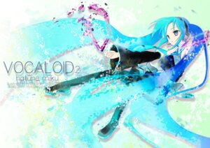 Rating: Safe Score: 8 Tags: hatsune_miku kakkoe vocaloid User: yumichi-sama