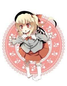 Rating: Safe Score: 12 Tags: anju flandre_scarlet oouso touhou User: Radioactive