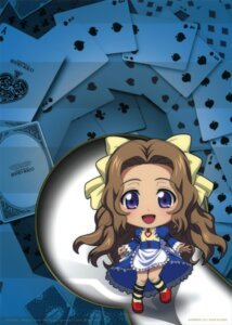 Rating: Safe Score: 11 Tags: chibi code_geass kimura_takahiro nunnally_in_wonderland nunnally_lamperouge User: Aurelia