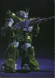 Rating: Safe Score: 3 Tags: mecha votoms User: Densha