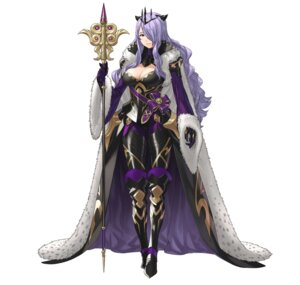 Rating: Questionable Score: 12 Tags: armor camilla cleavage fire_emblem fire_emblem_heroes fire_emblem_if heels horns kozaki_yuusuke nintendo weapon User: fly24