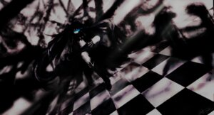 Rating: Safe Score: 9 Tags: black_rock_shooter black_rock_shooter_(character) urami vocaloid User: charunetra