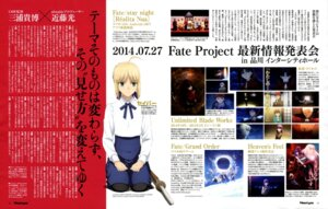 Rating: Safe Score: 12 Tags: fate/stay_night saber yamazaki_miki User: drop