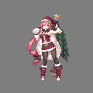 Rating: Questionable Score: 11 Tags: christmas cleavage hoshi_no_girls_odyssey pantyhose transparent_png User: Radioactive