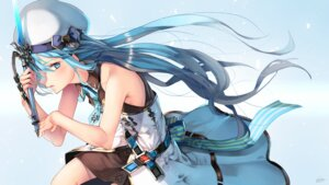 Rating: Safe Score: 26 Tags: dress saraki sword wallpaper User: RyuZU