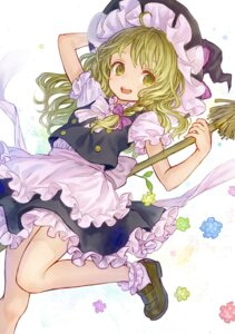 Rating: Safe Score: 29 Tags: ama-tou kirisame_marisa touhou User: Radioactive