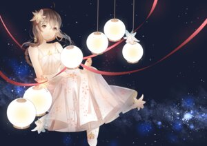 Rating: Safe Score: 29 Tags: dress vocaloid weitu yuezheng_ling User: mattiasc02