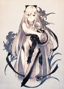 Rating: Safe Score: 56 Tags: cleavage drakengard_3 eyepatch junwool square_enix sword zero_(drakengard) User: DarkRoseofHell