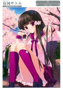 Rating: Safe Score: 49 Tags: arikawa_satoru pantsu seifuku User: Hatsukoi