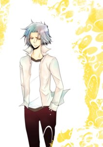 Rating: Safe Score: 4 Tags: gokudera_hayato katekyo_hitman_reborn! male User: charunetra
