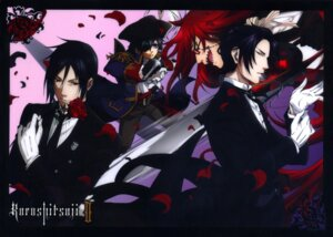 Rating: Safe Score: 7 Tags: ciel_phantomhive claude_faustus eyepatch grell_sutcliff kuroshitsuji male megane scanning_resolution screening sebastian_michaelis sword User: charunetra