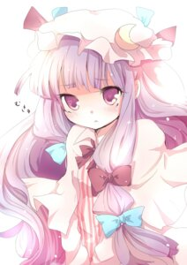 Rating: Safe Score: 32 Tags: karunabaru patchouli_knowledge touhou User: Hermes666