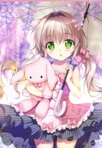 Rating: Safe Score: 29 Tags: mikeou pink_chuchu User: kiyoe