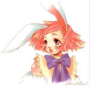 Rating: Safe Score: 2 Tags: animal_ears bunny_ears ouse_kohime User: Radioactive