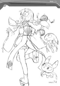 Rating: Safe Score: 9 Tags: character_design ginna monochrome range_murata shangri-la sketch User: Share