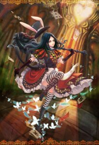 Rating: Safe Score: 27 Tags: alice alice:_madness_returns teddy_yang thighhighs User: Radioactive