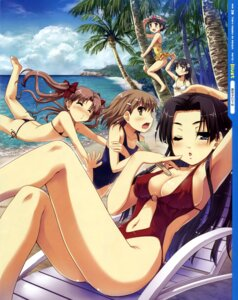 Rating: Questionable Score: 63 Tags: bikini cleavage erect_nipples kongou_mitsuko misaka_mikoto saten_ruiko shirai_kuroko swimsuits to_aru_kagaku_no_railgun to_aru_majutsu_no_index tougarashi_hideyu uiharu_kazari User: Ravenblitz
