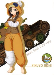 Rating: Safe Score: 25 Tags: girls_und_panzer nishi_kinuyo pajama silhouette User: drop