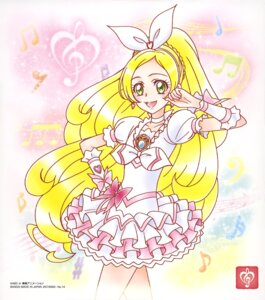 Rating: Safe Score: 6 Tags: dress pretty_cure suite_pretty_cure tagme User: drop
