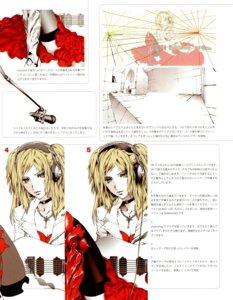 Rating: Safe Score: 2 Tags: kagamine_rin nagimiso nagimiso.sys vocaloid User: Radioactive